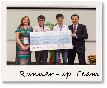 Winning Teams of Library Mobile Apps Challenge